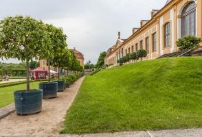 Barockgarten Großsedlitz Orangerie