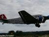 Junkers Ju52 im Landeanflug